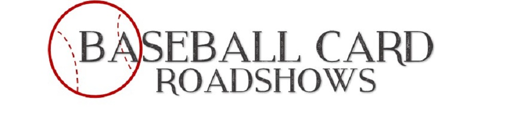 Baseball Card Roadshows logo